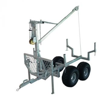 ATV houttrailer