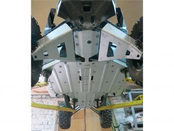 RIVAL Skid plaat Volledig ALU Can-Am Maverick X3 XDS/XRS