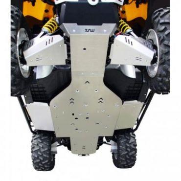 Volledige ALU Skid plaat - CAN-AM Commander 1000XT/800R