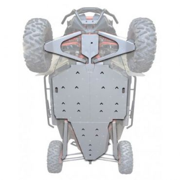 VOLLEDIGE SET Aluminium - CAN AM MAVERICK X3 XRS