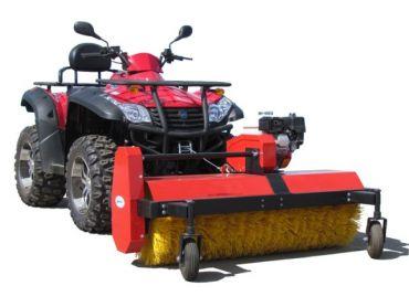 ATV roterende bezem, 6.5 hp B&S motor