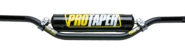 """ProTaper ZWART Zeven Achtsten ATV LOW Handgreep met dwarsstang - Ø22,2 mm (Ø7/8"""")"""