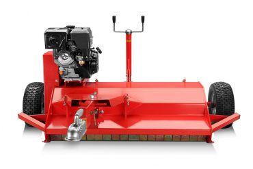 ATV klepelmaaier met 14hp Briggs & Stratton motor