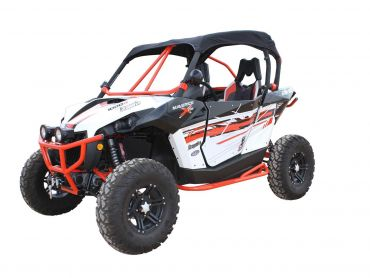 DRAGONFIRE SoftTop zwart Can-Am Maverick X DS