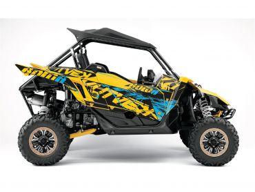 Grafische Kit - Yamaha YXZ1000R