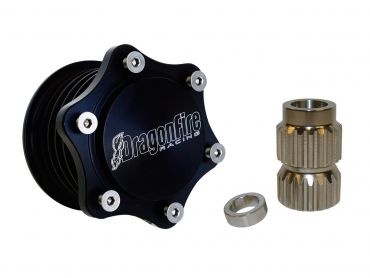 DRAGONFIRE Spline Adapter + Hub