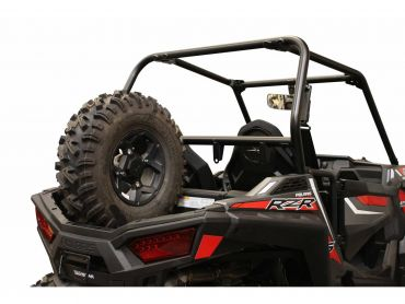 DRAGONFIRE - Race Reserveband Zwart Polaris RZR900/S