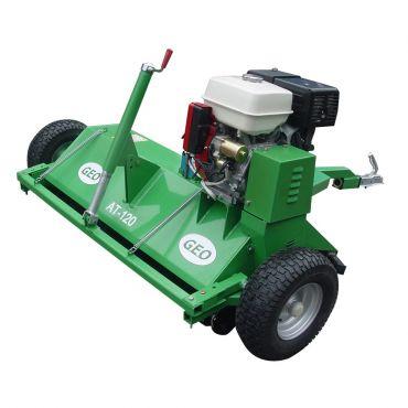 ATV 120 klepelmaaier met 13HP Diesel motor