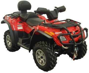 OverspatbordSet - Can-Am-OUTLANDER G2 2012