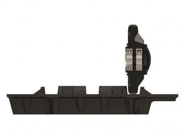 Kimpex COMMANDER WSS4 Track Systeem Polaris Ranger 06-15