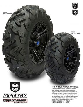 PRO ARMOR - ATTACK BAND VOOR 26X9-14 8PR 77F