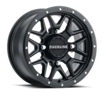 Raceline - SIMULATED BEADLOCK KRANK 14X7 4/156 ATV-velg