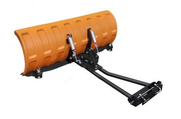 Sneeuwploeg voor quad - 132cm