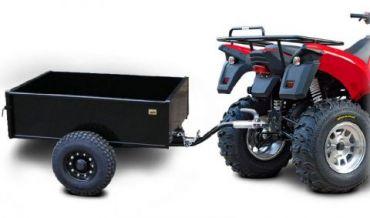 ATV aanhanger (Capaciteit: 300 kg)