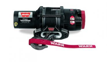 WARN PRO VANTAGE 3500-S CE SYNTHETIC ROPE + REMOTE CONTROLLER