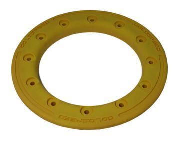GS:BEAD-LOCK RING 10-INCH GEEL POLYMEER KOOLSTOF