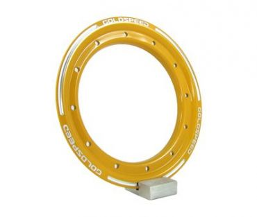 GS:BEAD-LOCK RING 10-INCH GEEL